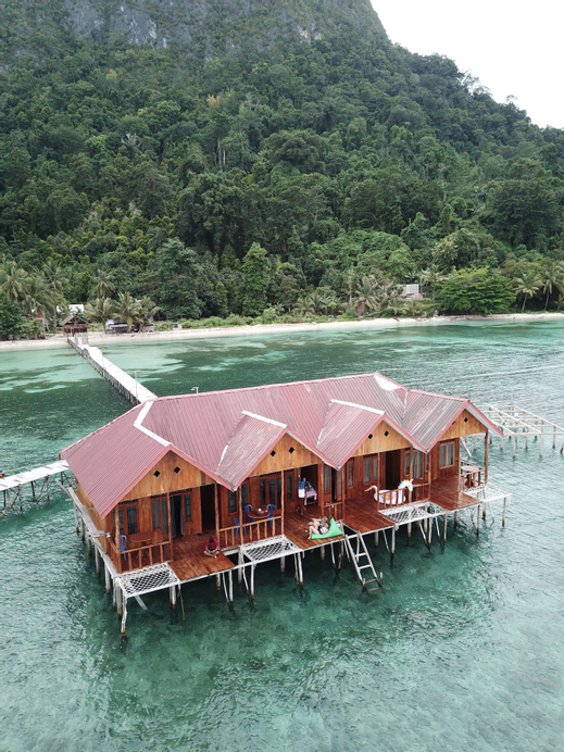 Ora Sunrise View Resort, Maluku Tengah