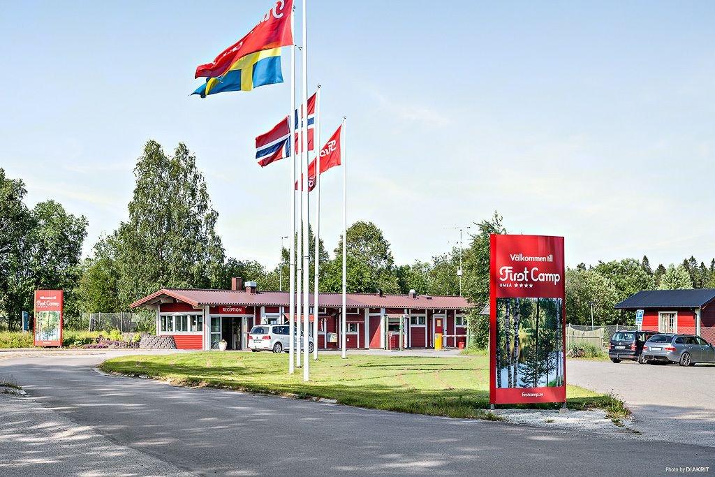 First Camp Umeå, Umeå