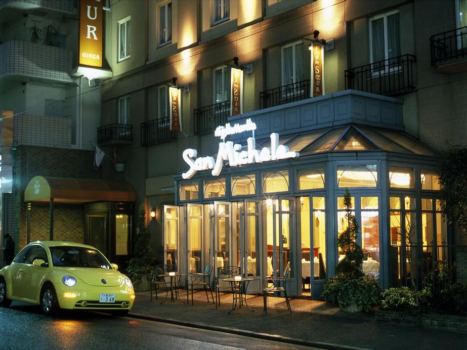Hotel Monterey La Soeur Ginza, Chūō