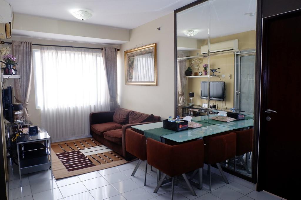 Cozy 2BR Taman Rasuna Apartment, Jakarta Selatan