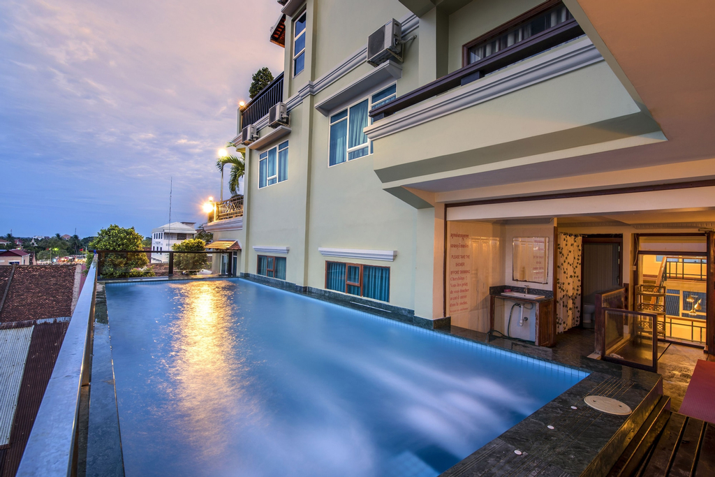 Seng Hout Hotel, Svay Pao