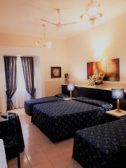 Hotel Sweet Home, Roma