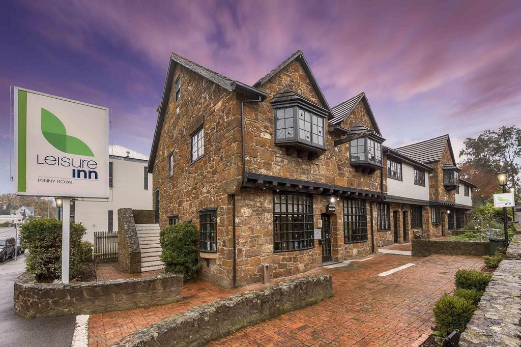 Leisure Inn Penny Royal Hotel & Apartments, Launceston - Pt B
