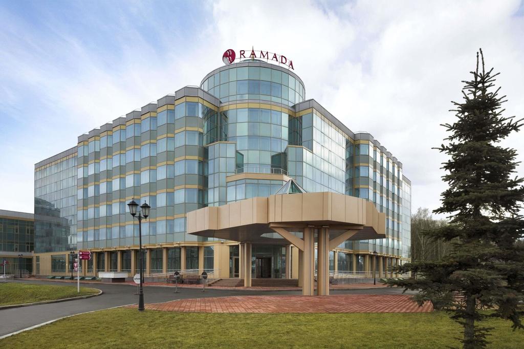 Ramada By Wyndham Yekaterinburg Hotel & Spa, Ekaterinburg gorsovet