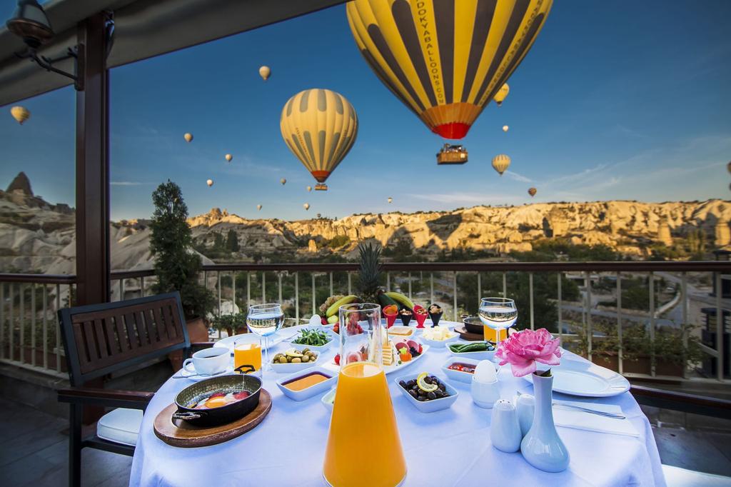 Goreme Kaya Hotel - Special Class, Merkez