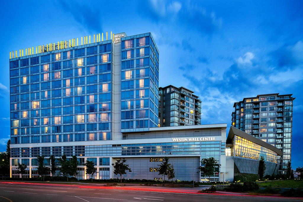 The Westin Wall Centre, Vancouver Airport, Greater Vancouver