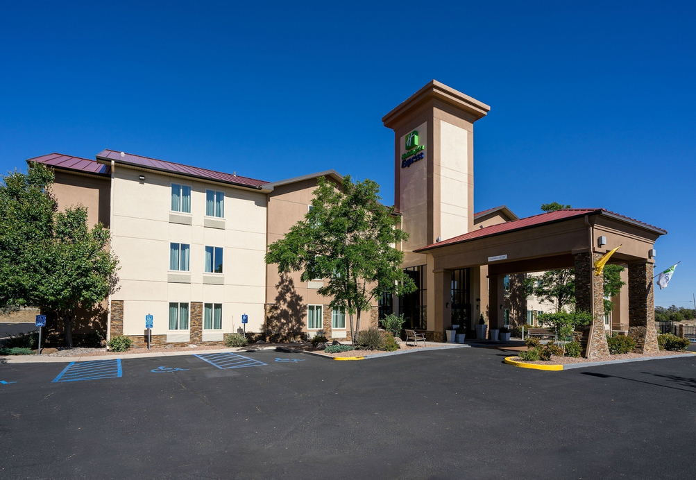 Holiday Inn Express Silver City, Grant