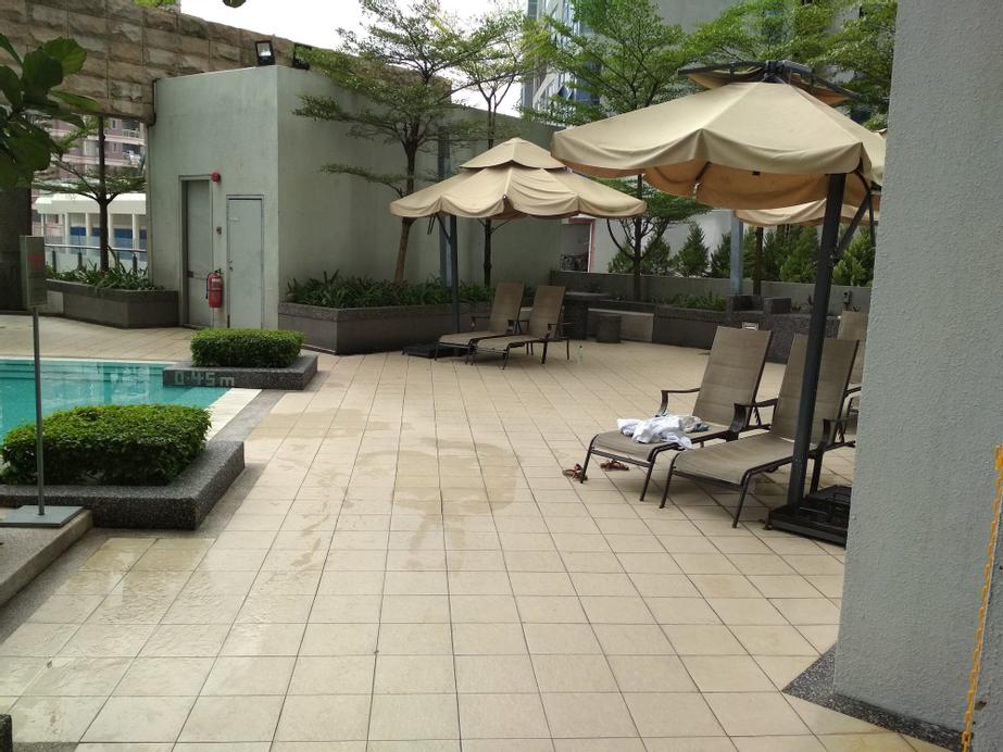 Queens Service Suite at Swiss Garden Residences, Kuala Lumpur
