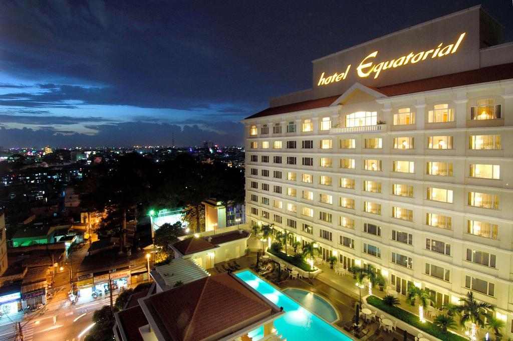 Hotel Equatorial Ho Chi Minh City, Quận 5