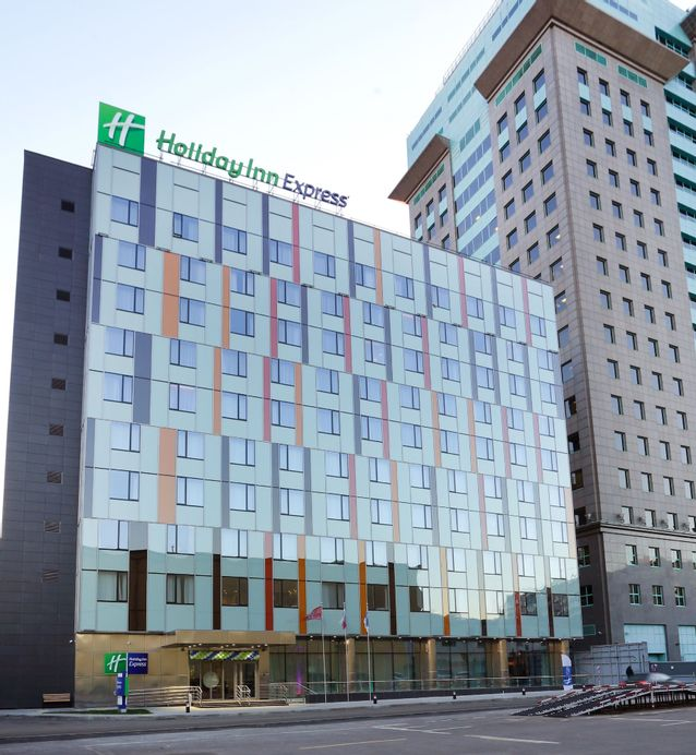 Holiday Inn Express Moscow-Paveletskaya, Central