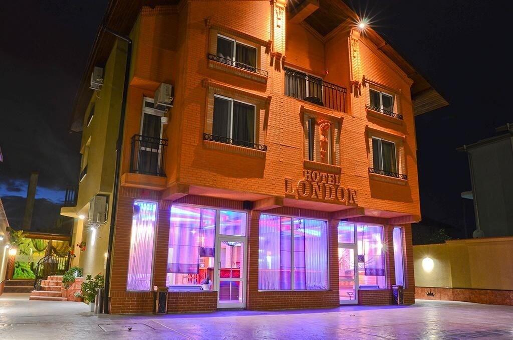HOTEL LONDON, Svilengrad