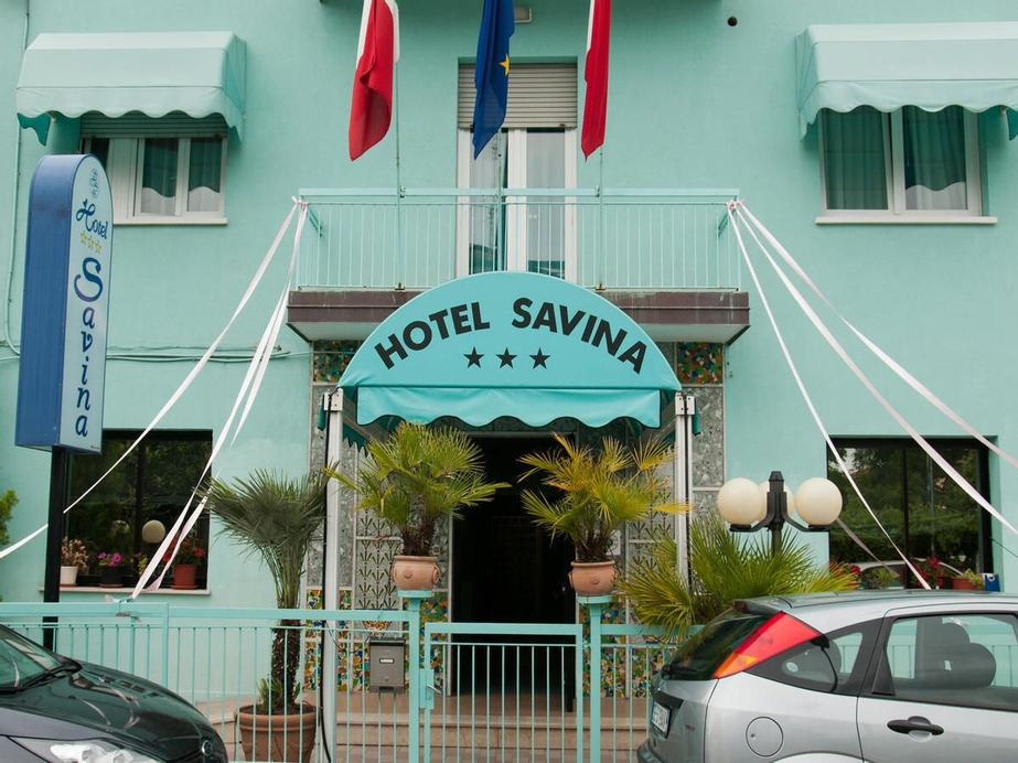 Hotel Savina, Rimini