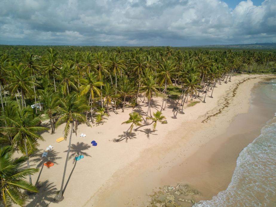 Baoba Beach Club, Cabrera