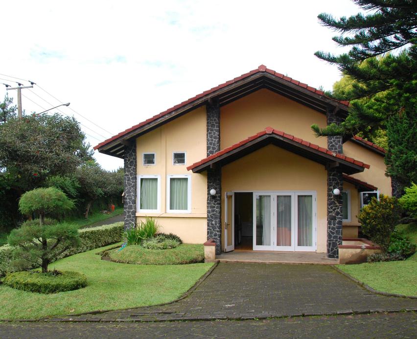 Villa ChavaMinerva Istana Bunga-Lembang, Bandung