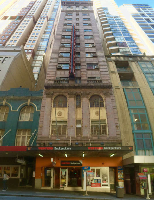 Westend Backpackers - Hostel, Sydney