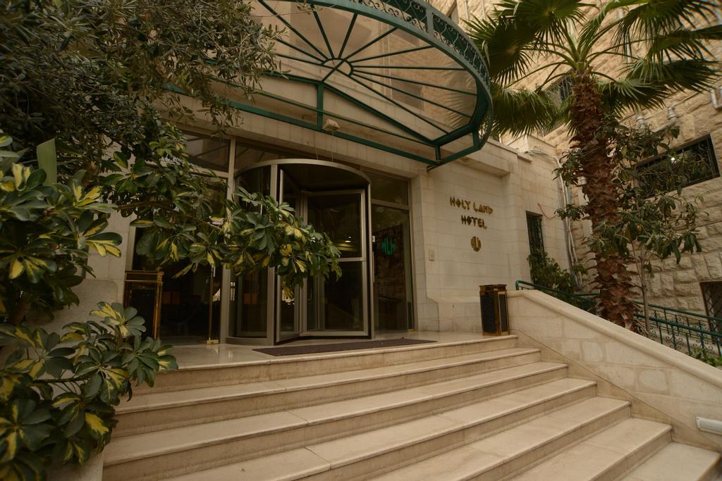 Holy Land Hotel, Jerusalem