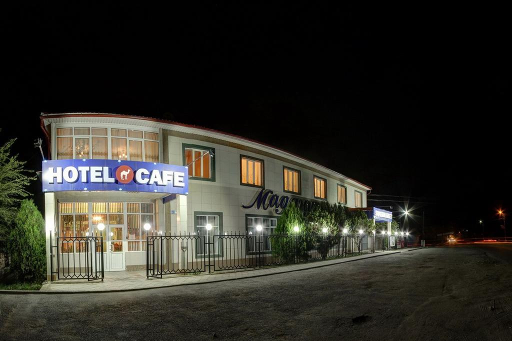 Madanur hotel, Ak-Suu
