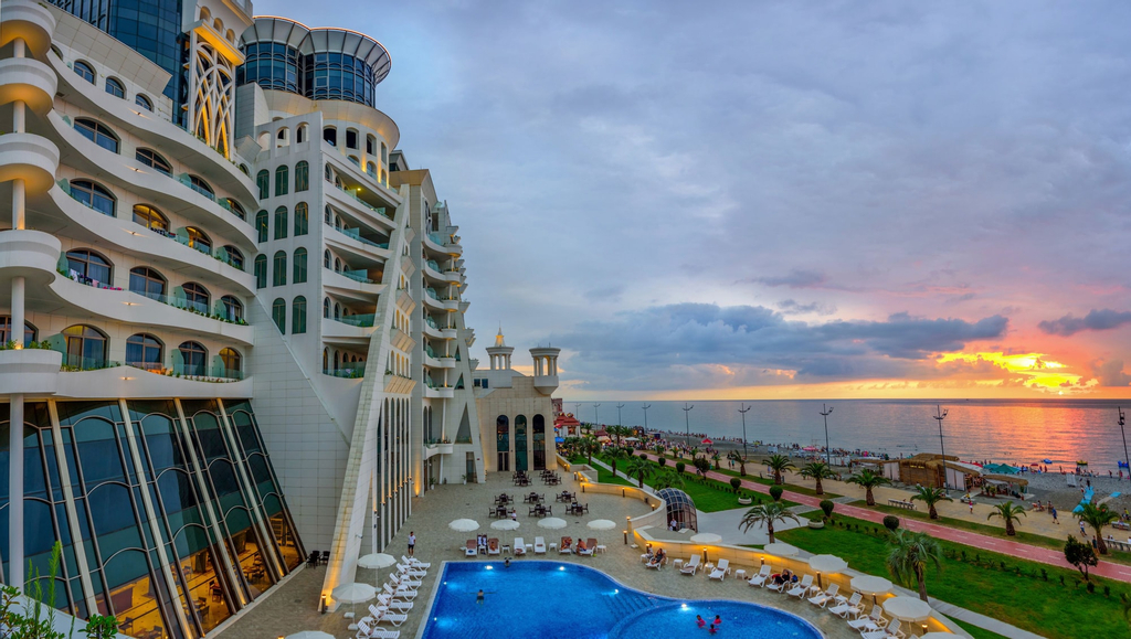 The Grand Gloria Hotel, Batumi