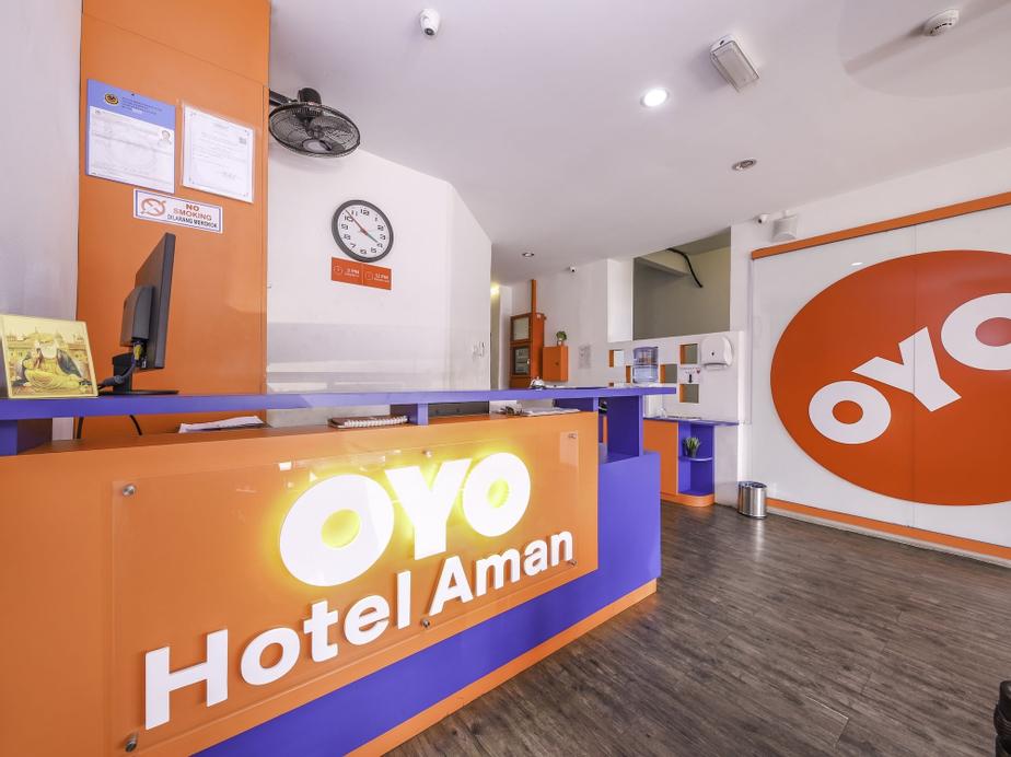 OYO 426 Hotel Aman, Seremban