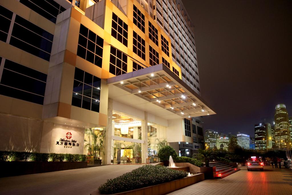 Mandarin Hotel Guangzhou, Guangzhou