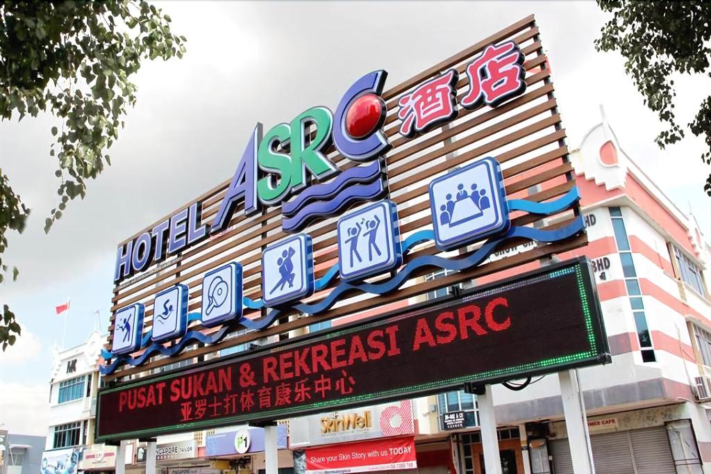 Hotel ASRC, Kota Setar