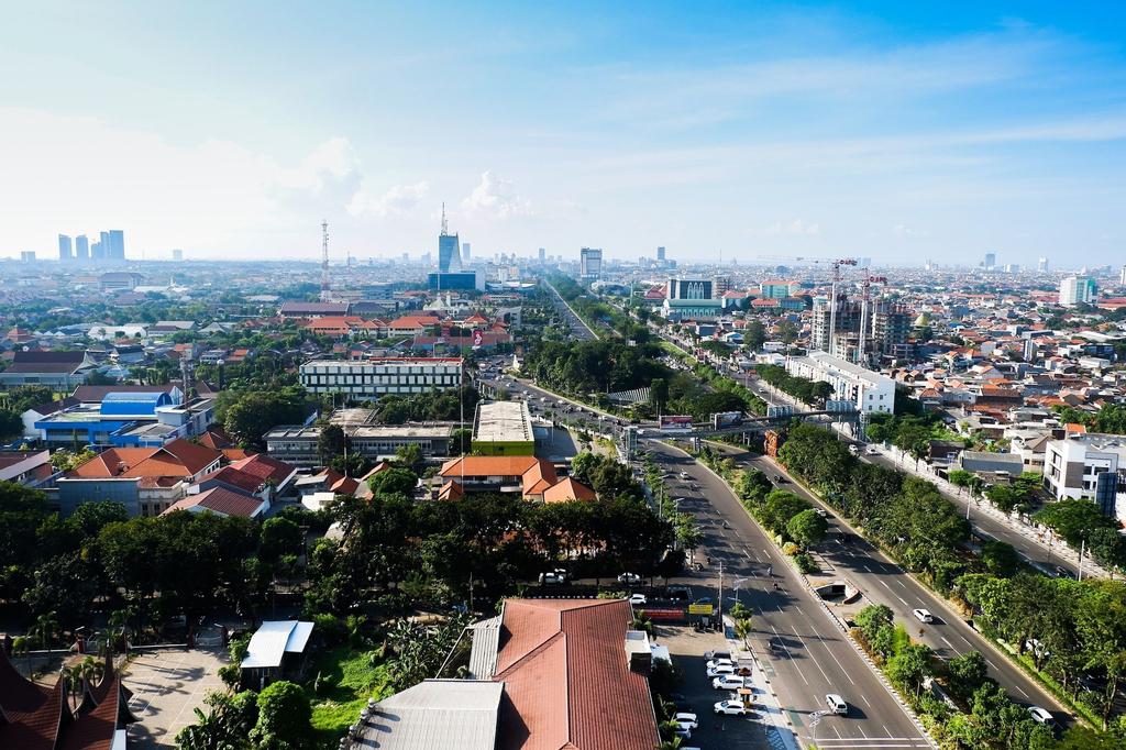 Scenic Studio at Tamansari Papilio Apartment, Surabaya