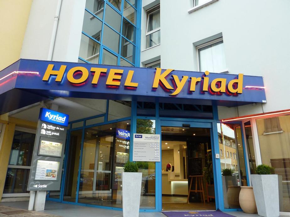 Kyriad Montbeliard Sochaux, Doubs
