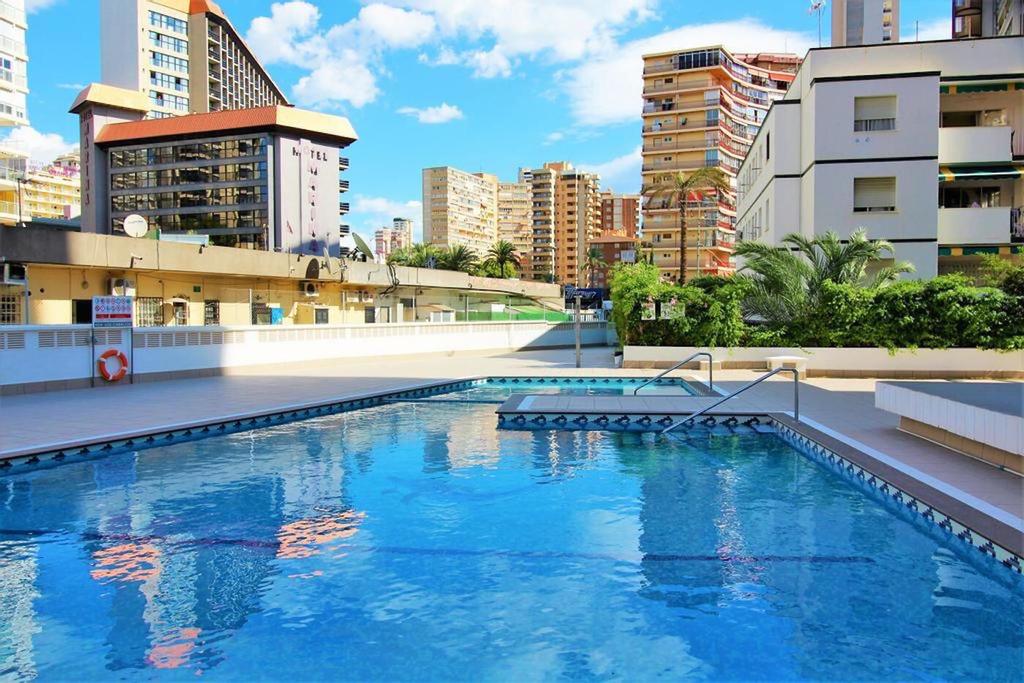 Apartment in Av. Mediterráneo, Alicante