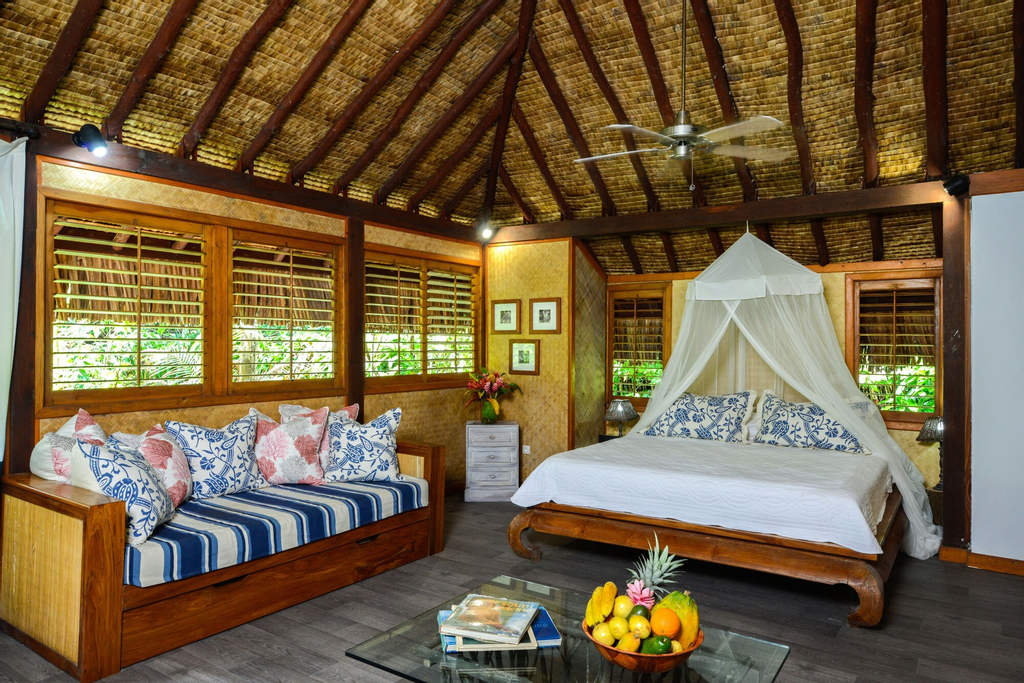 Te Nunoa Private Garden Bungalow,