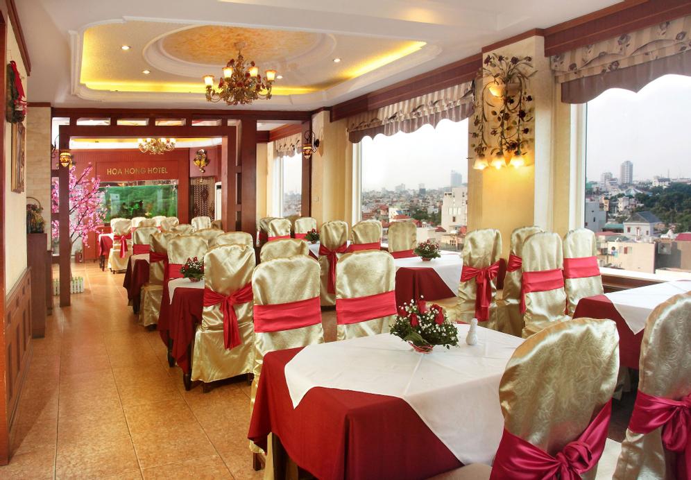 Hoa Hong 2 Hotel, Đống Đa