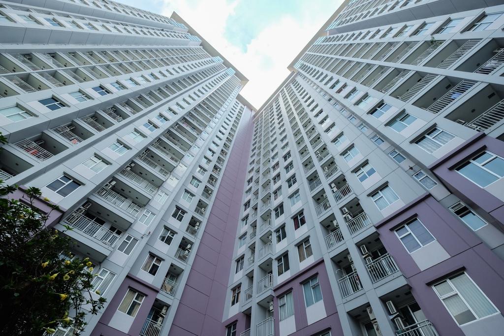 Modern 1BR Apartment at The Lavande Residence, Jakarta Selatan