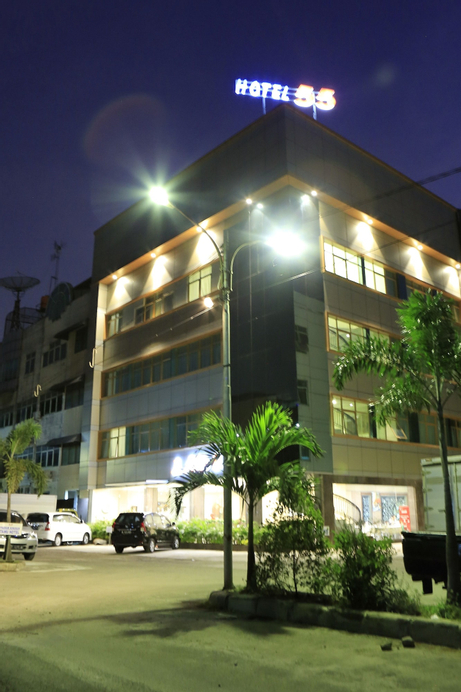 Hotel 55, Jakarta Pusat