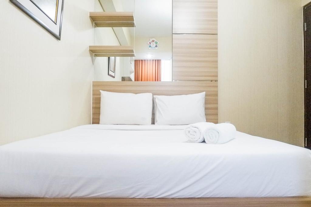 Homey 2BR Apartment at Tamansari Papilio, Surabaya