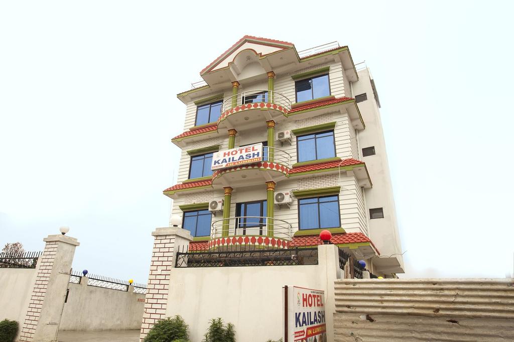 SPOT ON 504 Hotel Kailash In Lumbini, Lumbini
