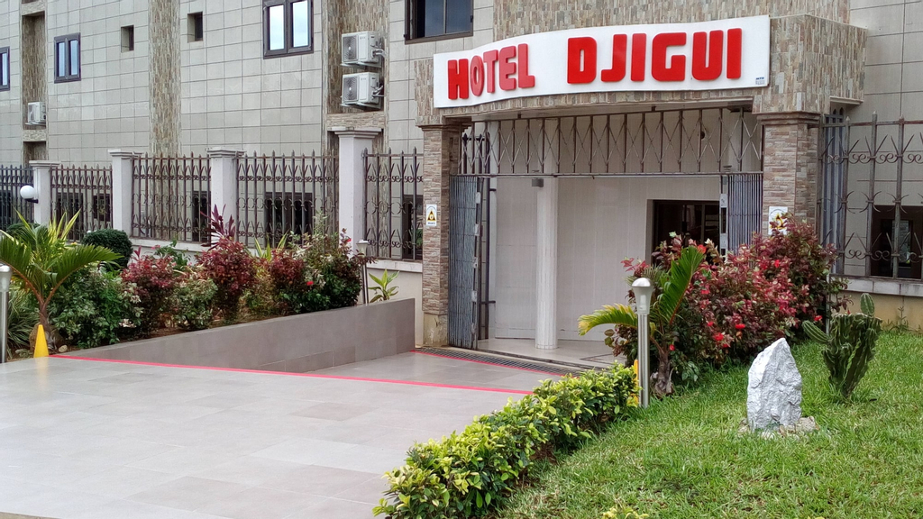 Hotel Djigui, Abidjan