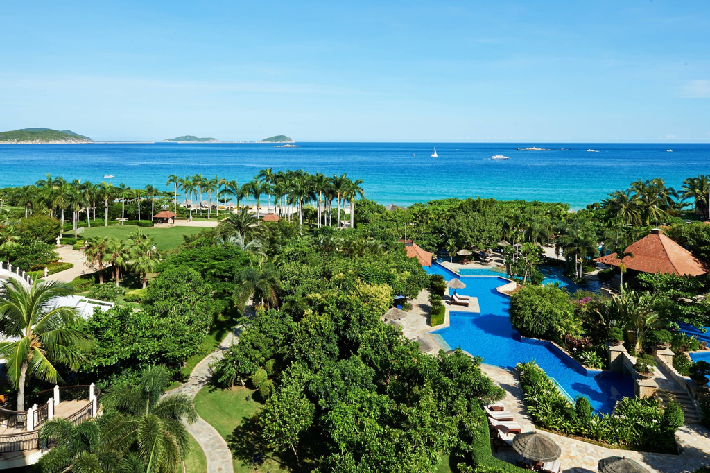 Sanya Marriott Yalong Bay Resort & Spa, Sanya