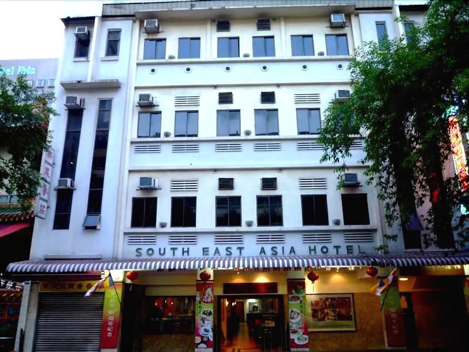 South East Asia Hotel, Rochor