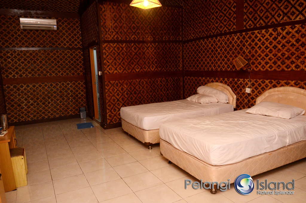 Pulau Pelangi Resort, Thousand Islands
