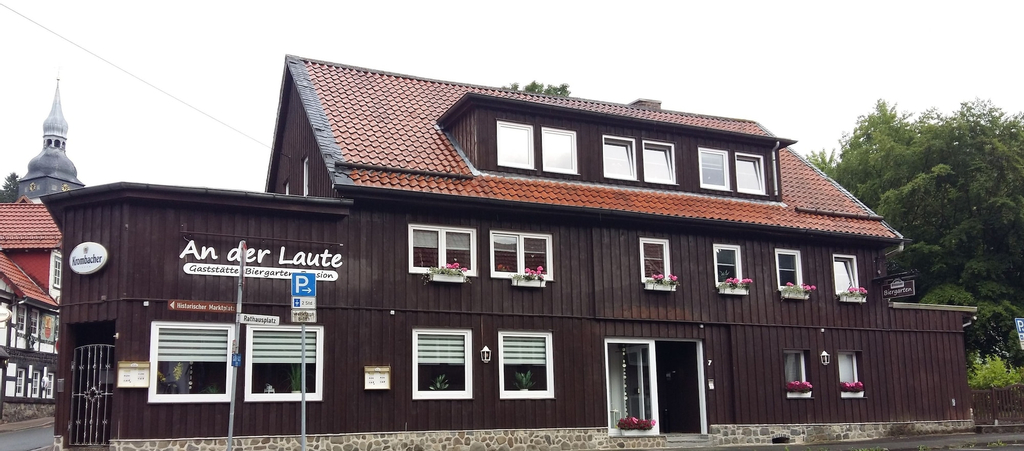 Pension an der Laute, Goslar