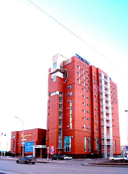 Hotel Tengri, Tselinogradskiy