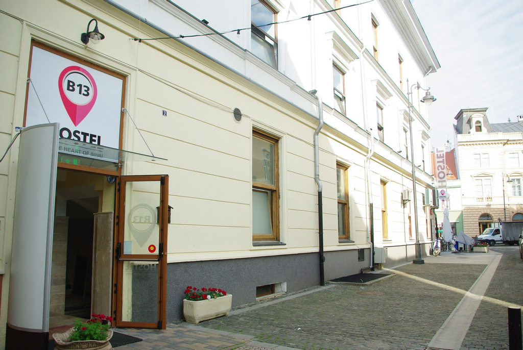 B13 Hostel, Sibiu