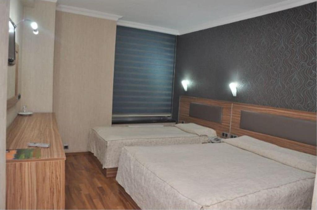 Ergun Hotel, Merkez