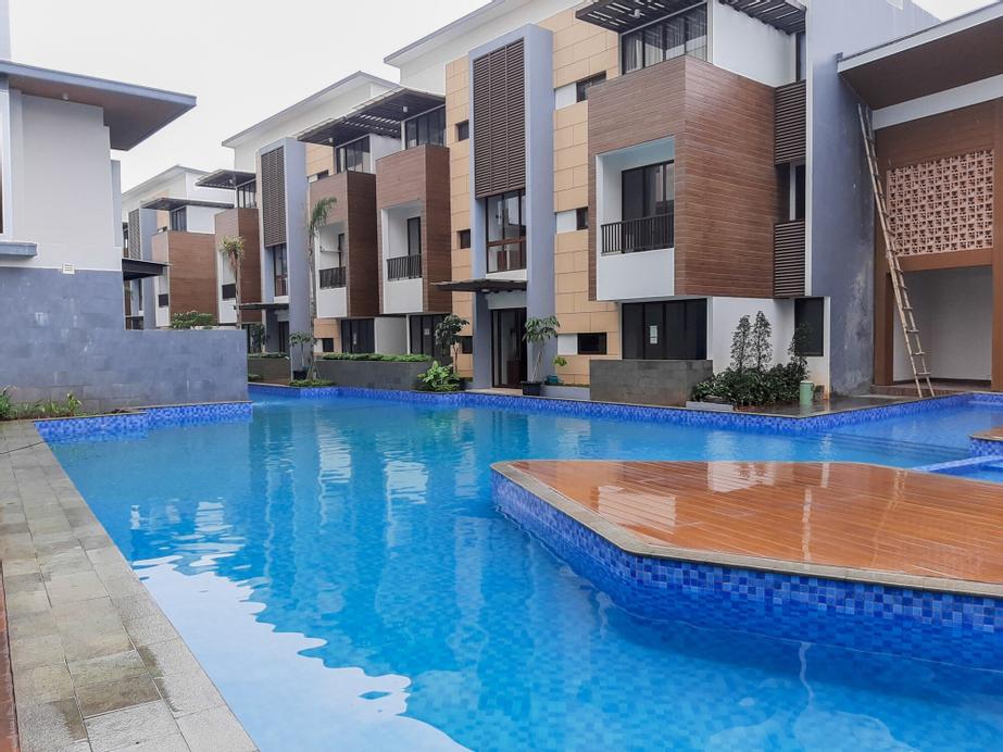 1BR Asatti Apartment at Vanya Park BSD, Tangerang