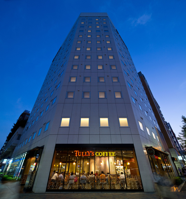 E Hotel Higashi Shinjuku, Shinjuku