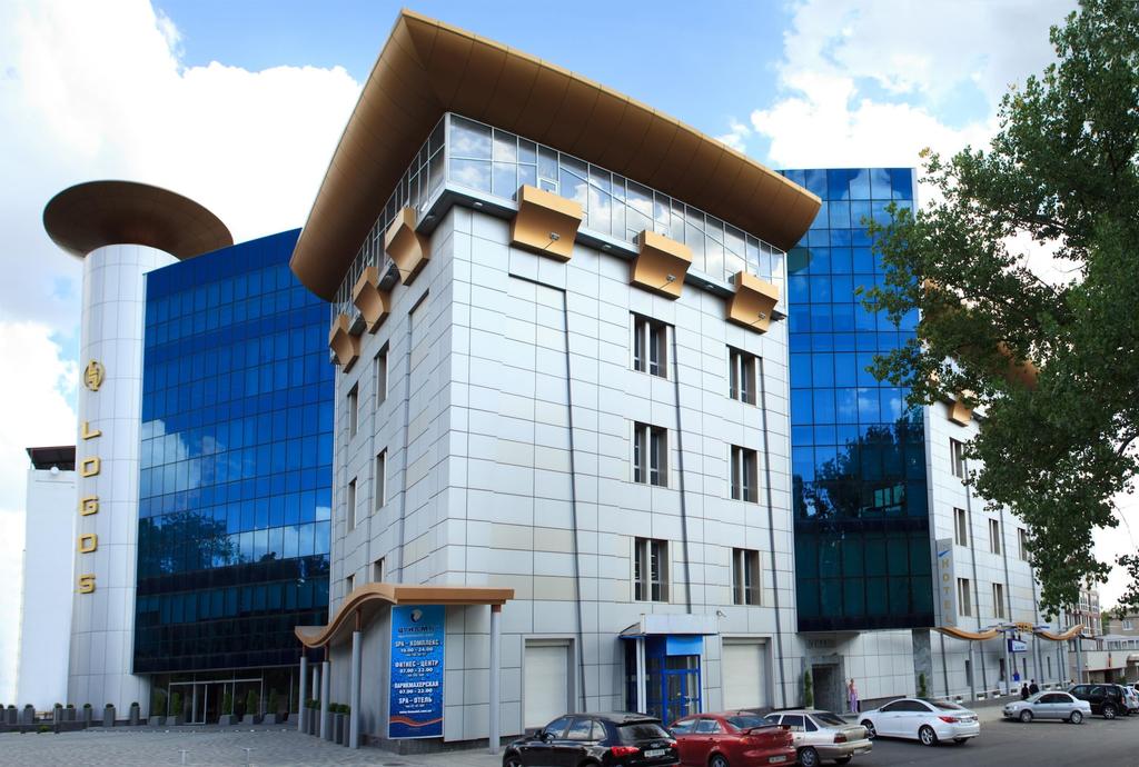 Tsunami Spa Hotel, Dnipropetrovs'ka