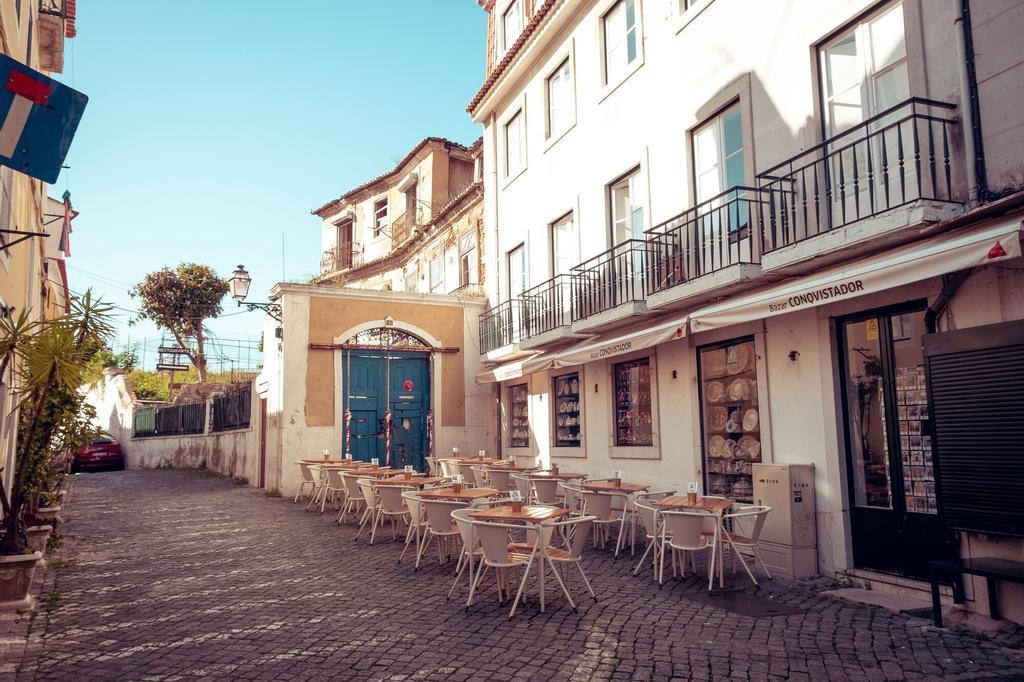 Casas do Bairro Conqvistador, Lisboa