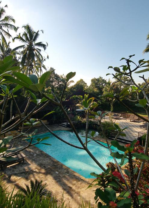 Cempaka Belimbing Villas, Tabanan