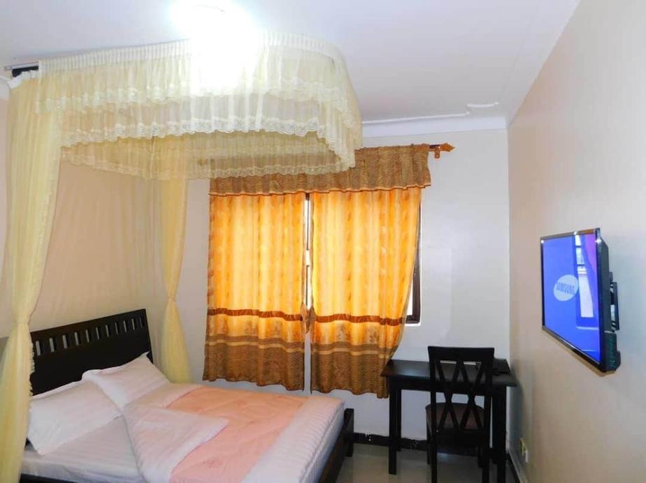 Range Lands Hotel, Dodoth