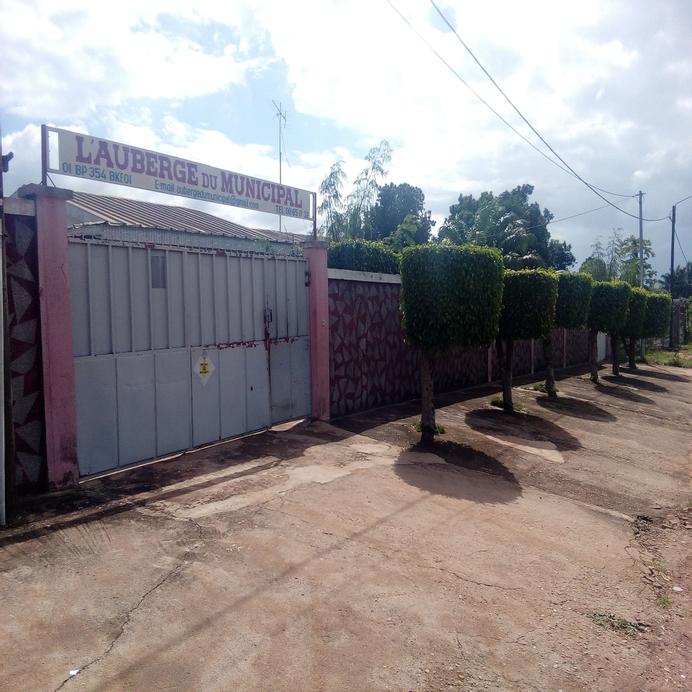 Auberge Du Municipal, Gbeke