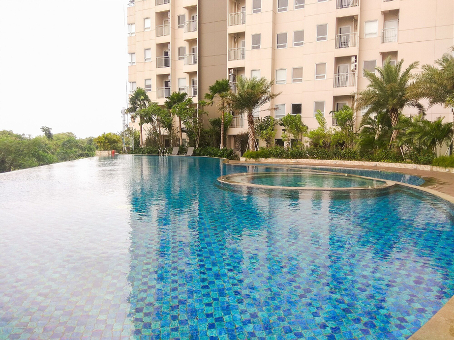 Comfy Studio Mustika Golf Residence Apartment, Cikarang